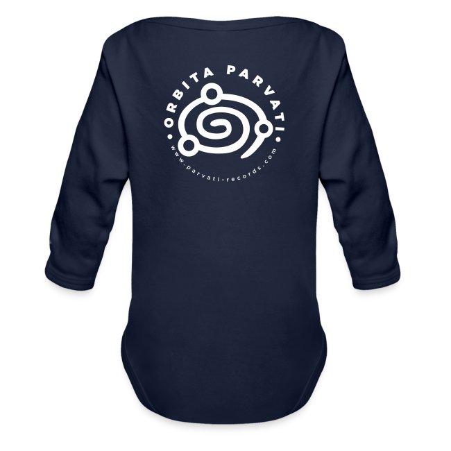 Orbita Parvati white logo