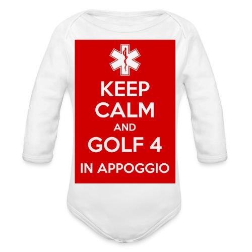IMG 4119 JPG - Body ecologico per neonato a manica lunga