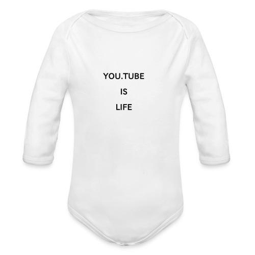 1520942615198 - Ekologisk långärmad babybody