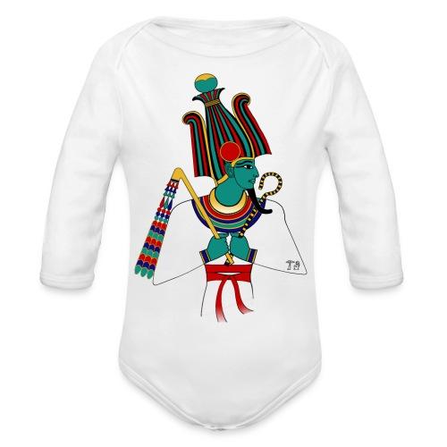 OSIRIS - God of Egypt - Baby Bio-Langarm-Body