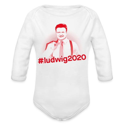 Ludwig 2020 Illustration - Baby Bio-Langarm-Body
