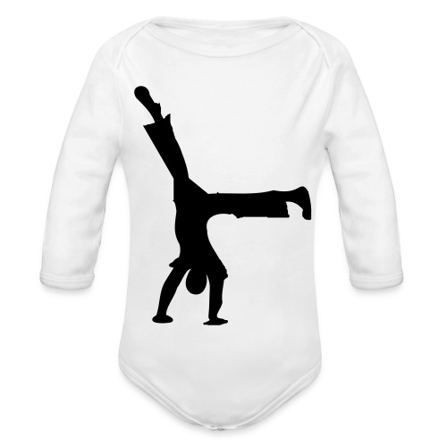 au boy - Organic Longsleeve Baby Bodysuit