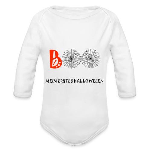 BOO - Baby Bio-Langarm-Body