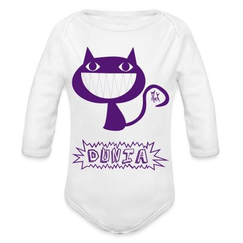Little Cat McKoy - Dunia - Body orgánico de manga larga para bebé