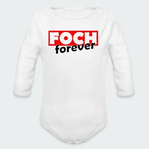Damska Koszulka Premium FOCH - Ekologiczne body niemowlęce z długim rękawem