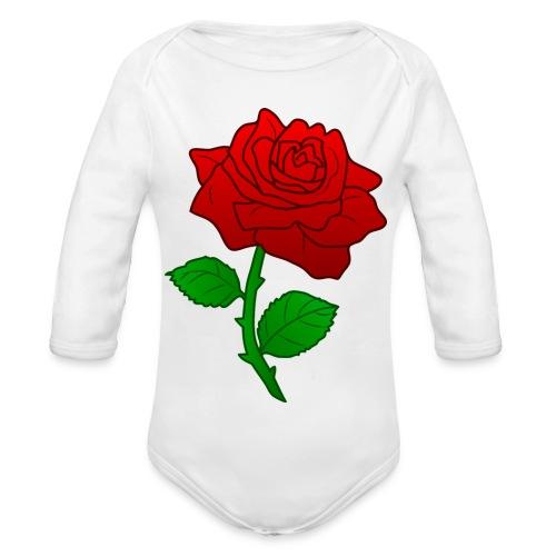 rosee - Body bébé bio manches longues