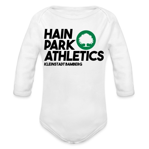 Hain Park Athletics - Baby Bio-Langarm-Body