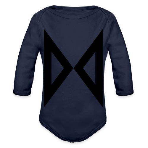 M - Organic Longsleeve Baby Bodysuit