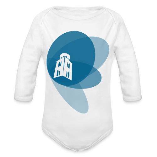 Maglietta a manica lunga - Body ecologico per neonato a manica lunga