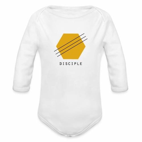 Disciple - Organic Longsleeve Baby Bodysuit
