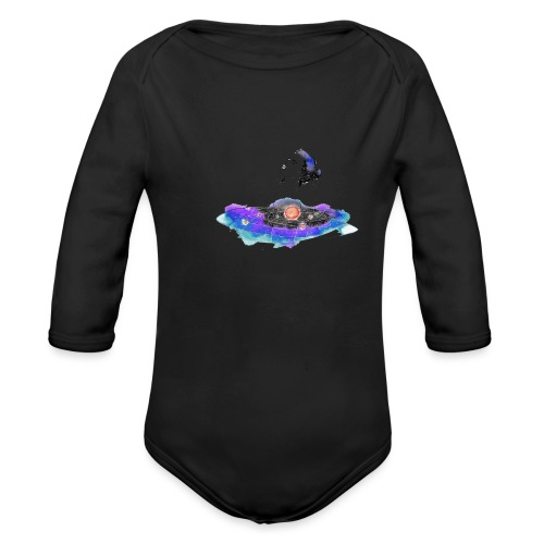 essentia - Organic Longsleeve Baby Bodysuit