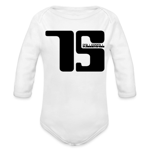 Rollerball 1975 Team shirt - Organic Longsleeve Baby Bodysuit