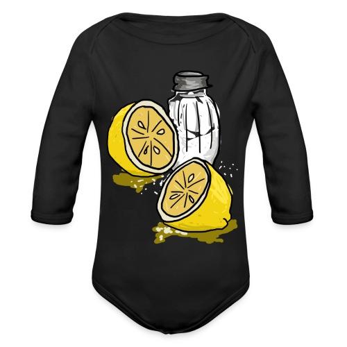 Tequila - Baby bio-rompertje met lange mouwen