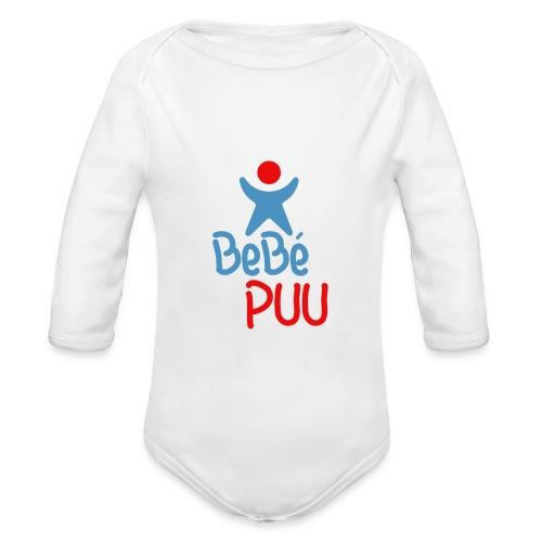 BeBé puu - Body orgánico de manga larga para bebé