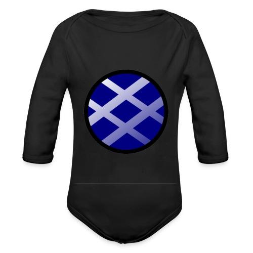 Logo církel - Organic Longsleeve Baby Bodysuit