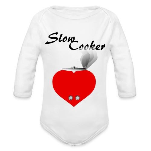 Slow Cooker - Baby Bio-Langarm-Body