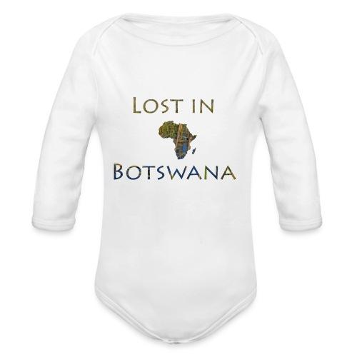 LostinBots - Baby Bio-Langarm-Body