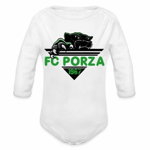 FC Porza 1 - Baby Bio-Langarm-Body