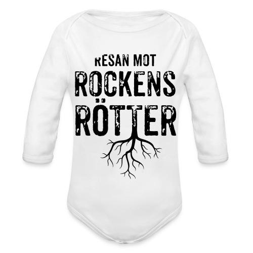 Nallebjörn, Rockens rötter - Ekologisk långärmad babybody