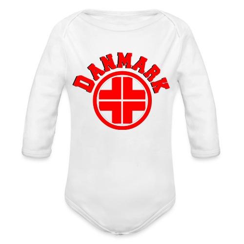 Denmark - Organic Longsleeve Baby Bodysuit