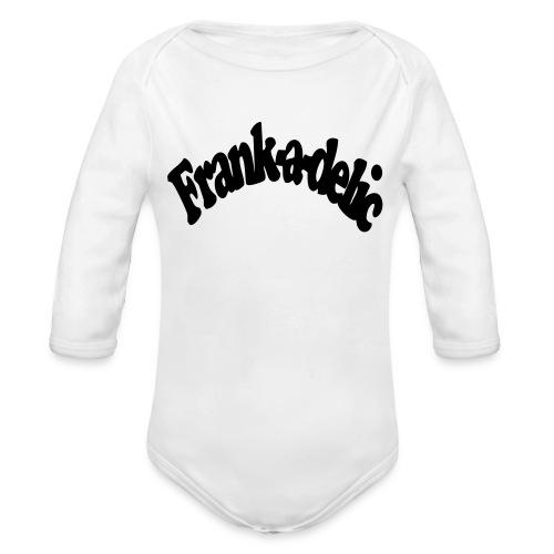 Frrank a delic - Baby Bio-Langarm-Body