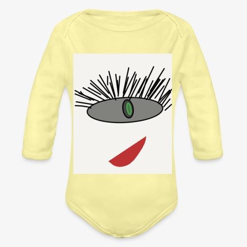 yoyo - Body ecologico per neonato a manica lunga
