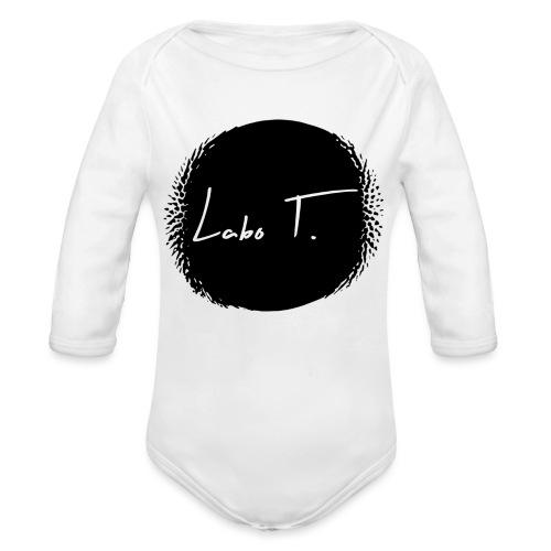 Logo Labo T. - Body Bébé bio manches longues