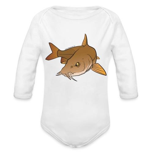 Red River: Barbel - Organic Longsleeve Baby Bodysuit