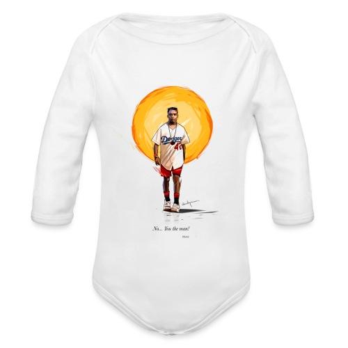Mookie - Organic Longsleeve Baby Bodysuit