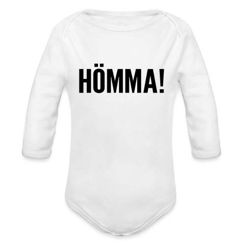 Hömma - Baby Bio-Langarm-Body