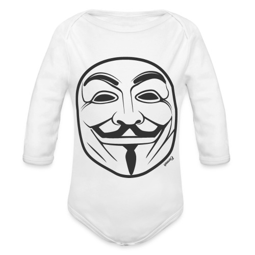 *NEW* Anonymous (H) - Body Bébé bio manches longues