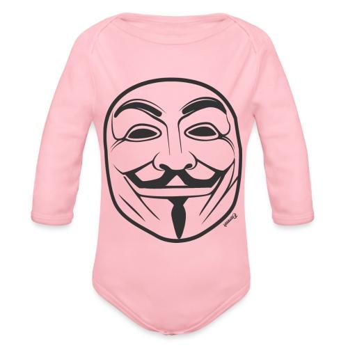 *NEW* Anonymous (H) - Body Bébé bio manches longues