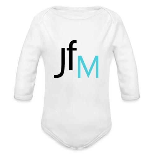 COVER JFM - Body ecologico per neonato a manica lunga