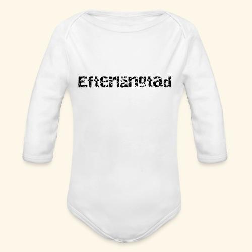 efterlängtad - Ekologisk långärmad babybody