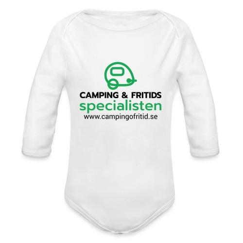 Camping & Fritidsspecialisten NEW 2020! - Ekologisk långärmad babybody