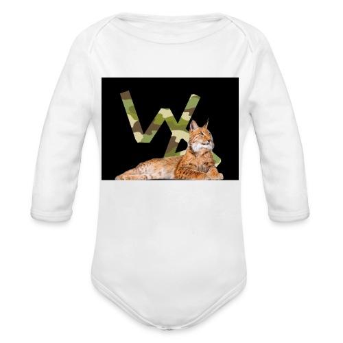 Wakr Lynx - Organic Longsleeve Baby Bodysuit