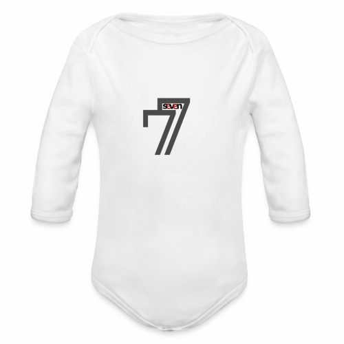 BORN FREE - Organic Longsleeve Baby Bodysuit