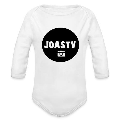 joastv - Baby bio-rompertje met lange mouwen