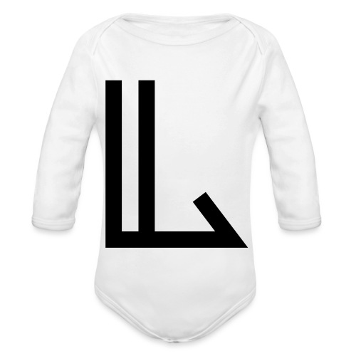 L - Organic Longsleeve Baby Bodysuit