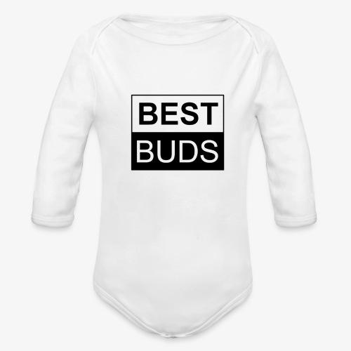 Best Buds - Ekologisk långärmad babybody