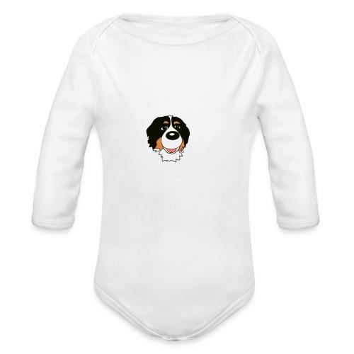 bernerhane - Ekologisk långärmad babybody
