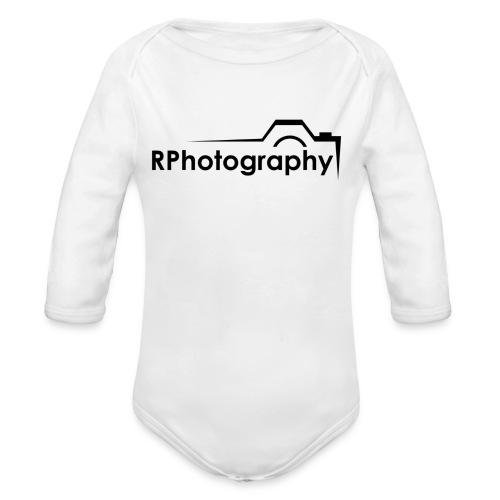 Mug RPhotography - Body Bébé bio manches longues