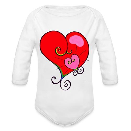 Magic Mother & Magic Child - Organic Longsleeve Baby Bodysuit