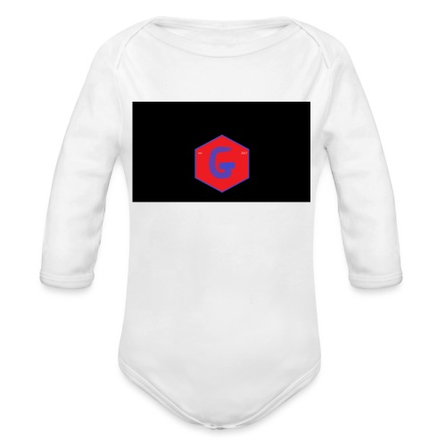 G HAT - Organic Longsleeve Baby Bodysuit