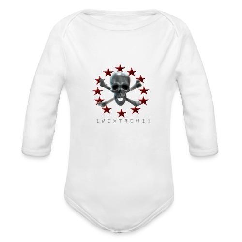 xLogo5 00000 - Organic Longsleeve Baby Bodysuit