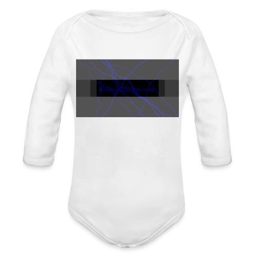 KatelynGaming - Organic Longsleeve Baby Bodysuit