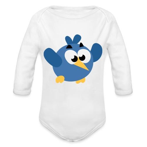 Logo JosKids - Body ecologico per neonato a manica lunga