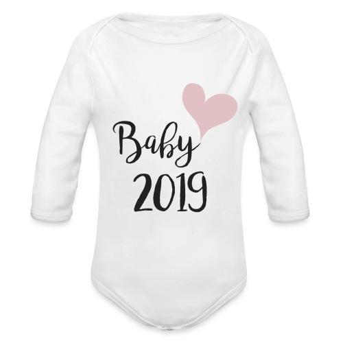 Baby 2019 - Baby Bio-Langarm-Body