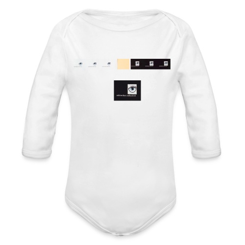 ashionbax collection - Baby Bio-Langarm-Body