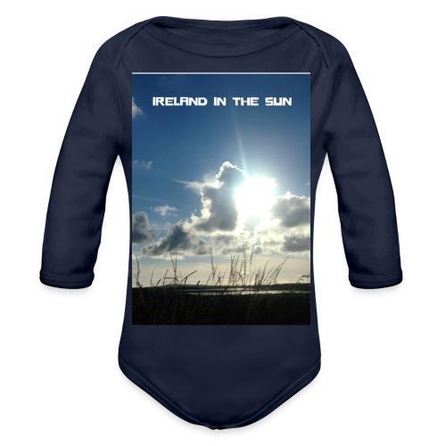 IRELAND IN THE SUN - Organic Longsleeve Baby Bodysuit
